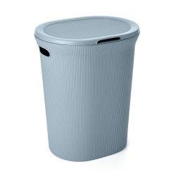 BAOBAB szennyestartó, szürkéskék, 40 liter