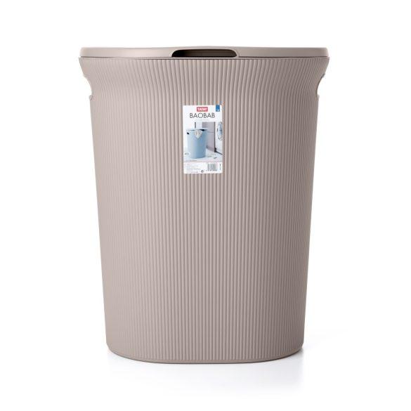 BAOBAB szennyestartó, szükésbarna, 40 liter