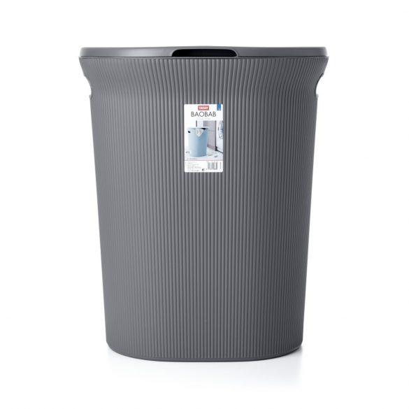 BAOBAB szennyestartó, antracit szürke, 40 liter