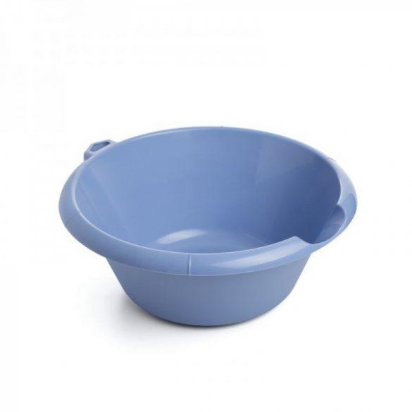 Mosótál, kerek, kék, 6 liter