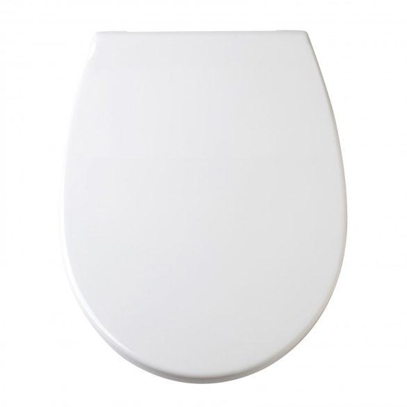 OPTIMA antibakteriális WC-ülőke, fehér