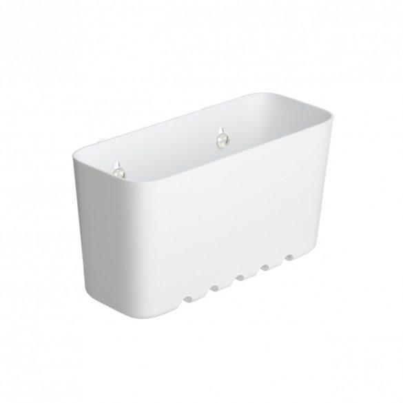 STANDARD zuhanykosár, kicsi, fehér