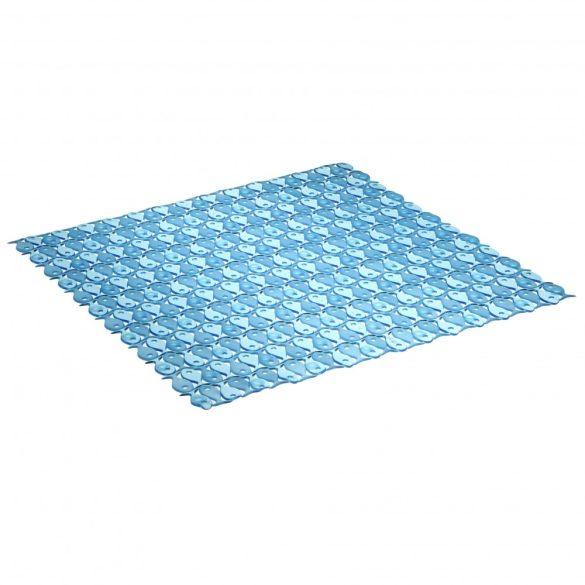Csúszásgátló zuhanyszőnyeg, kék