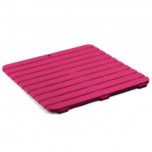 Zuhanyrács, pink