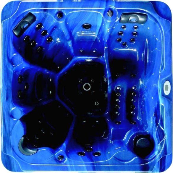 OASIS MAXI kültéri medence, kék