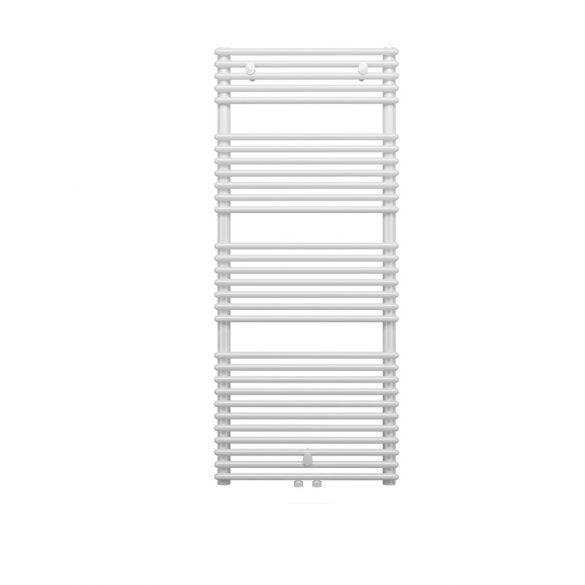 CATANIA fürdőszobai fűtőtest, egyenes, fehér, 866 W
