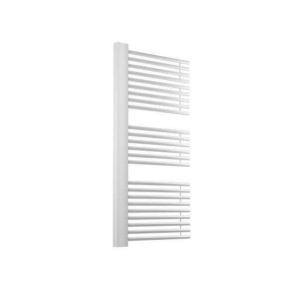 LINZ fürdőszobai fűtőtest, egyenes, fehér, 605 W