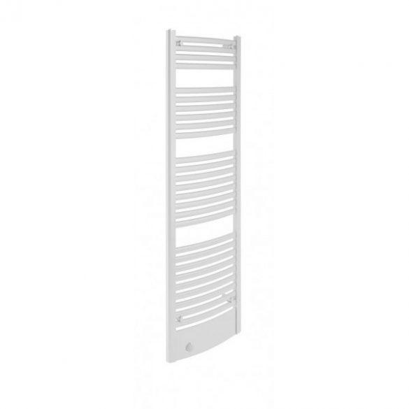 FIRENZE fürdőszobai fűtőtest, egyenes, fehér, 835 W