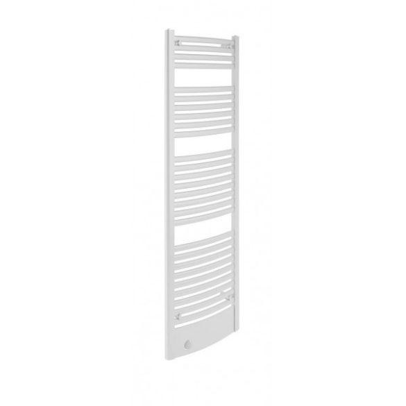 FIRENZE fürdőszobai fűtőtest, egyenes, fehér, 937 W