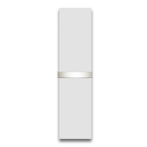 ISCHIA fürdőszobai fűtőtest, fehér, 742 W