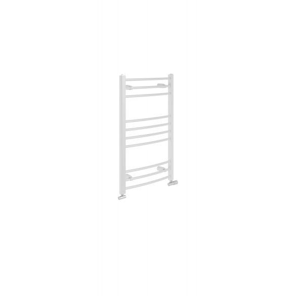 GRADO fürdőszobai fűtőtest, íves, fehér, 282 W