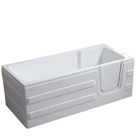 PAROS WALK-IN fürdőkád, jobbos