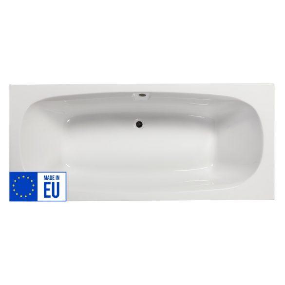 MARBELLA testformájú fürdőkád