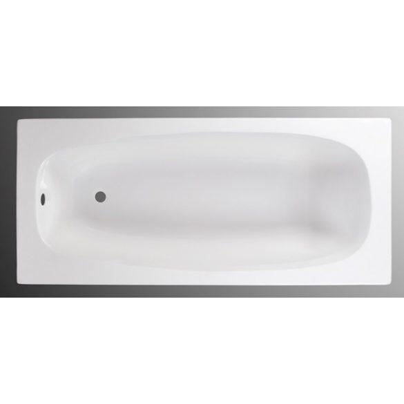 LINEA testformájú fürdőkád
