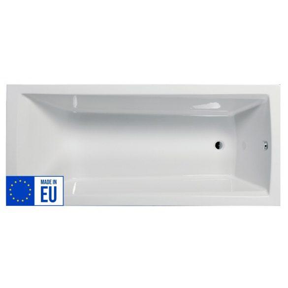 GALA testformájú fürdőkád
