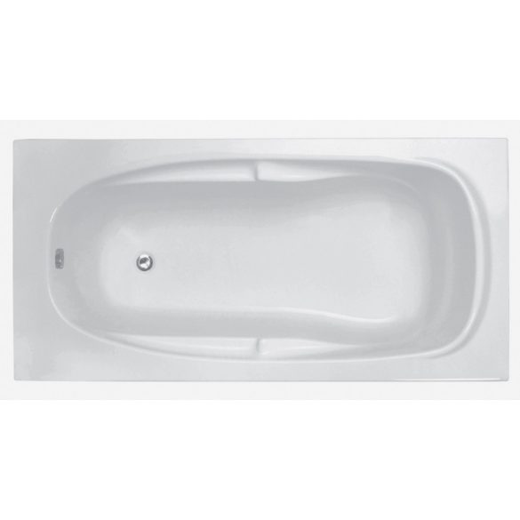 MALLORCA testformájú fürdőkád