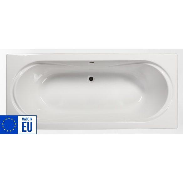 CARACAS testformájú fürdőkád