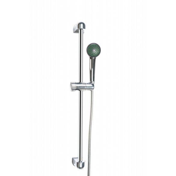 Sínes zuhanyszett, 1 funkciós