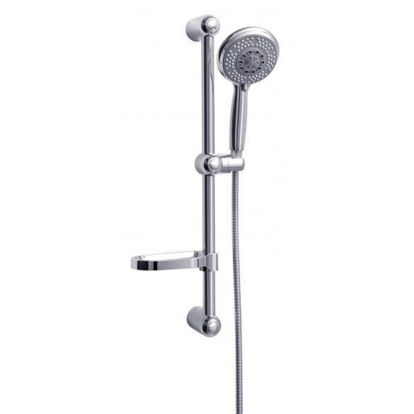Sínes zuhanyszett, 5 funkciós