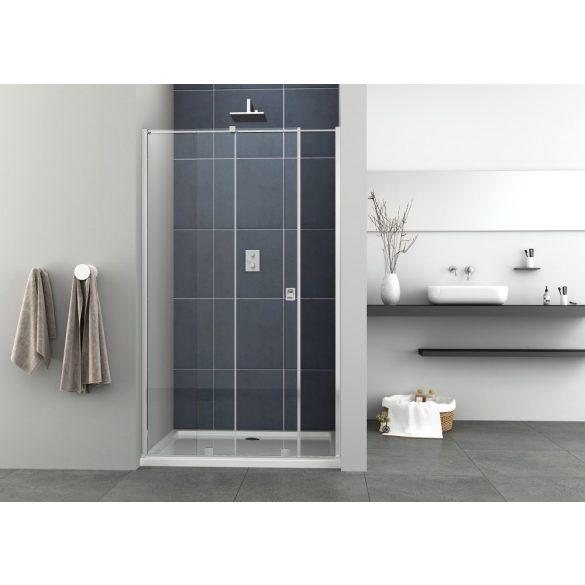 PRESTIGE tolóajtó épített zuhanyfülkéhez