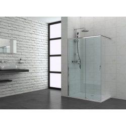 ELITE zuhanyfal tolóajtóval