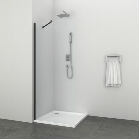 ELITE BLACK zuhanyfal