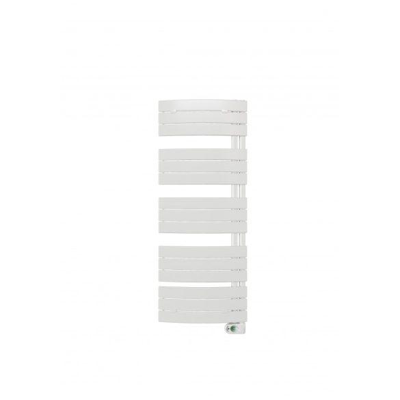 E-PIEVE fürdőszobai fűtőtest, egyenes, fehér