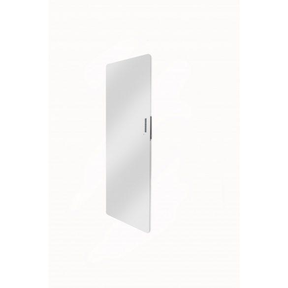 E-MIRROR tükrös fürdőszobai fűtőtest, 100×50 cm