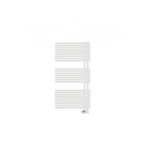 E-GARDA fürdőszobai fűtőtest, egyenes, fehér
