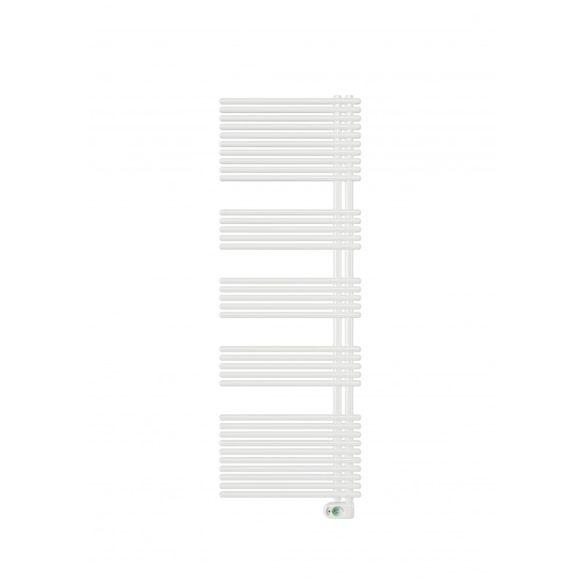 E-GARDA fürdőszobai fűtőtest, egyenes, fehér, 1000W