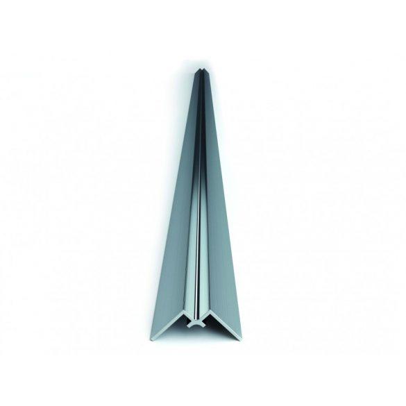 SANOWALL belső sarokprofil, matt ezüst