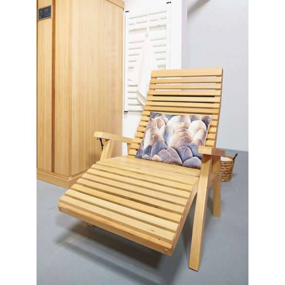 COMFORT relax fotel infrasugárzókkal