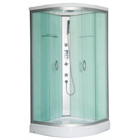 TANGO hidromasszázs zuhanykabin