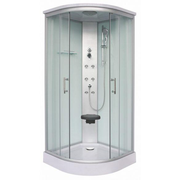 RUMBA hidromasszázs zuhanykabin