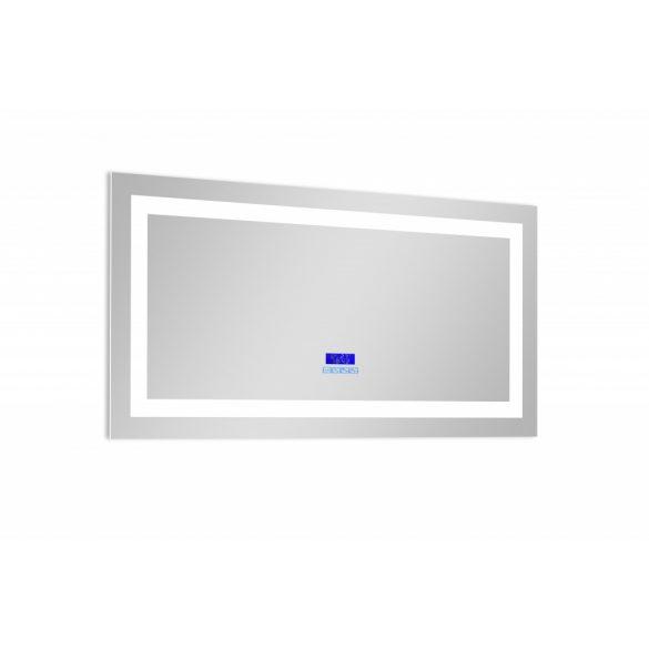 Fürdőszobai fali tükör LED-es megvilágítással