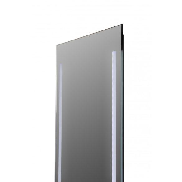 Tükör indirekt LED-es megvilágítással, érintőkapcsolóval