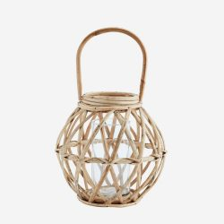 Bambuszlámpa, pihekönnyű, M