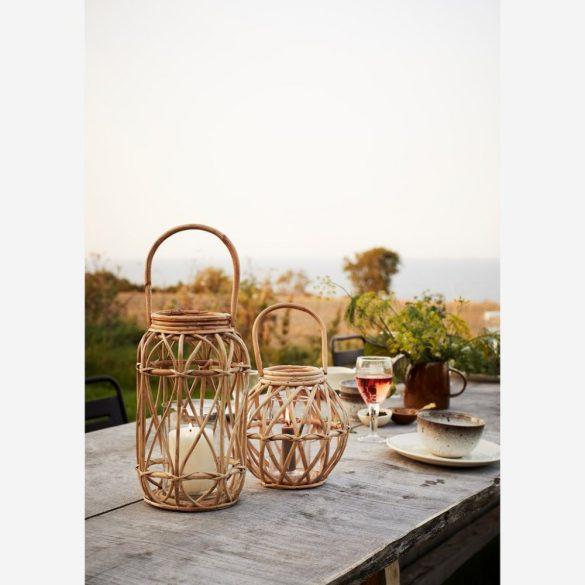Bambuszlámpa, pihekönnyű, L