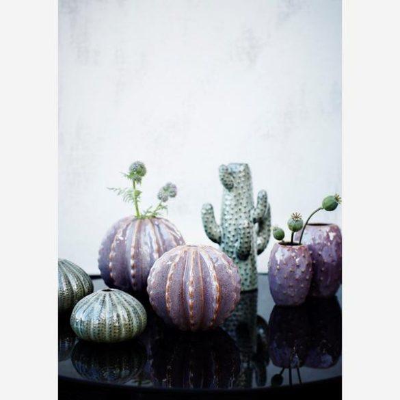CACTUS váza, kerámia