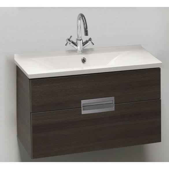 RAVE 90 függesztett mosdóhely, atlantis, öntött márvány mosdóval