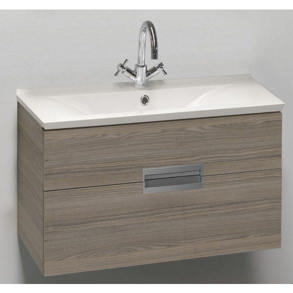 RAVE 90 függesztett mosdóhely, kordoba, öntött márvány mosdóval