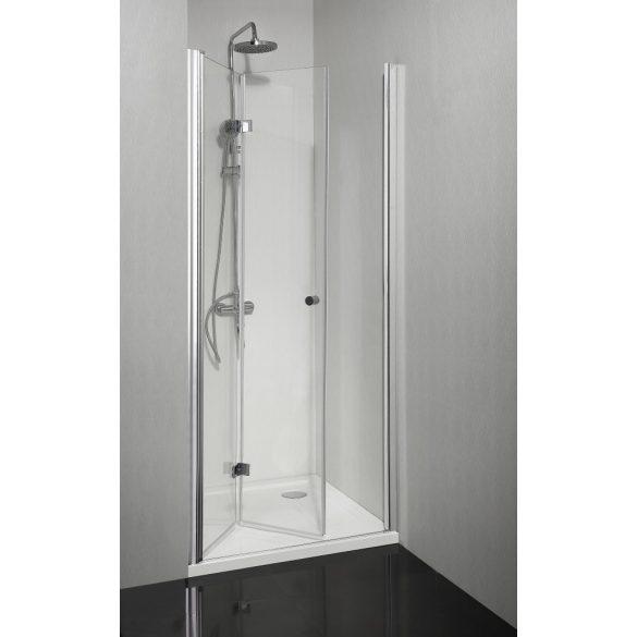 SMARTFLEX csukló zuhanyajtó, balos kivitel