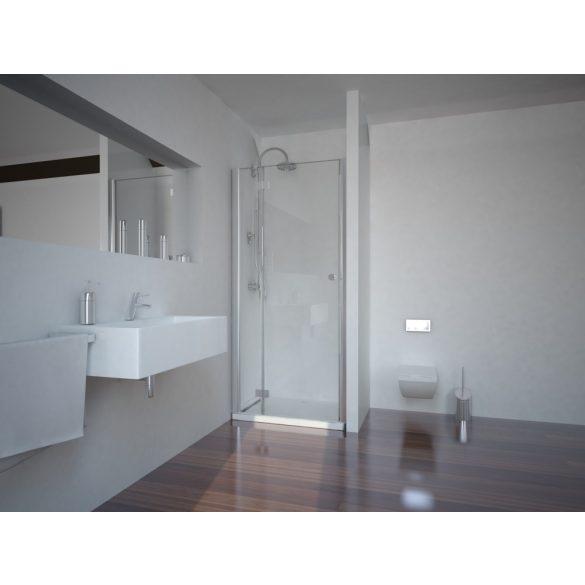 SMARTFLEX nyíló zuhanyajtó, balos kivitel