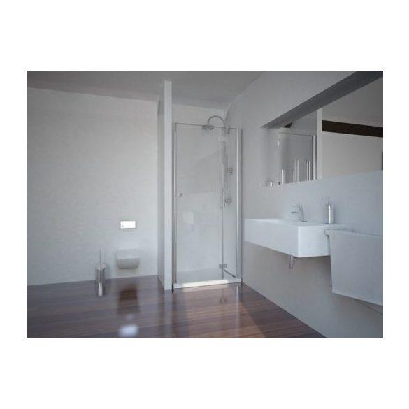 SMARTFLEX nyíló zuhanyajtó, jobbos kivitel