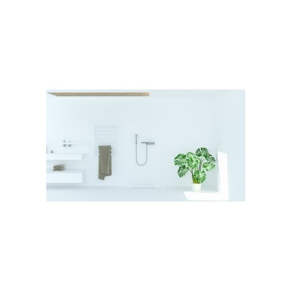 SANOWALL falburkoló panel, fehér