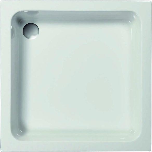 ZLARIN 80 szögletes zuhanytálca